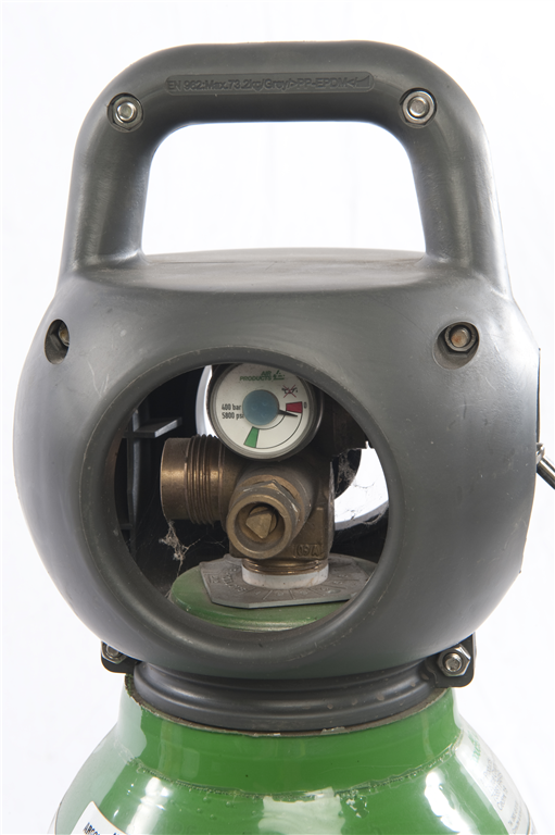 Leading Integra(R) cylinder with pre-set gas flow rates for better welds and costs Gallery Image