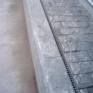 Steel slot drainage channel  Gallery Image