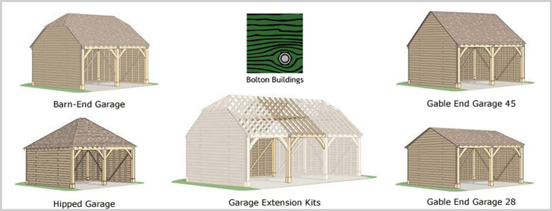 Bolton Buildings Ltd Uckfield Timber Frame Buildings