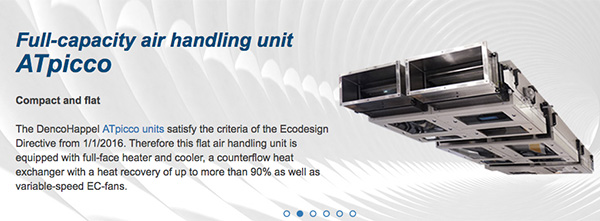 Flaktgroup Ltd Fareham Air Conditioning Equipment And