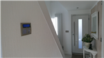Argus domestic home alarm installation in April 2016, with a Texecom Premier Elite flush alarm keypad. Gallery Thumbnail