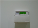 Standard Argus alarm keypad installed at a domestic property in 2016. Gallery Thumbnail