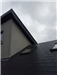 Contemporary and dramatic Anthracite Grey roofline Gallery Thumbnail