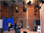 PhoneStar Soundproofing Boards on Walls of Film Studio Gallery Thumbnail