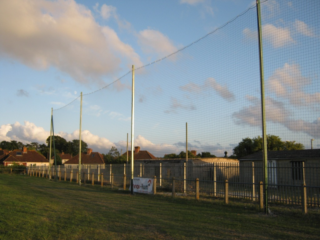 8m high rugby fence Gallery Image