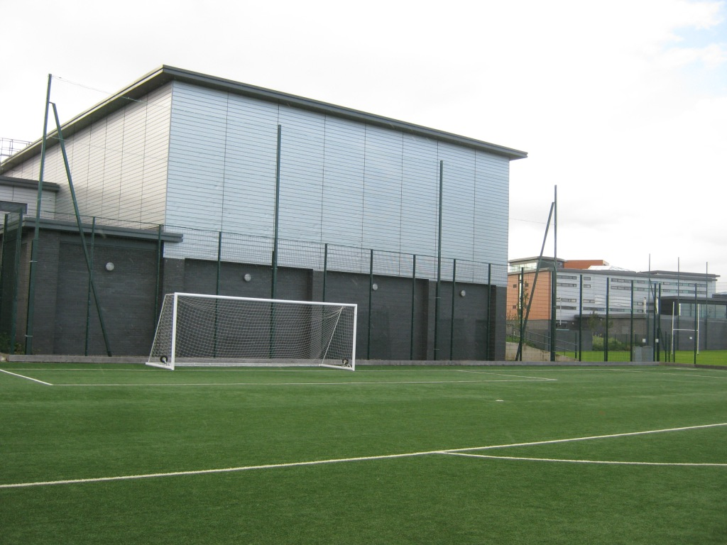 10m netted extension to MUGA fencing Gallery Image