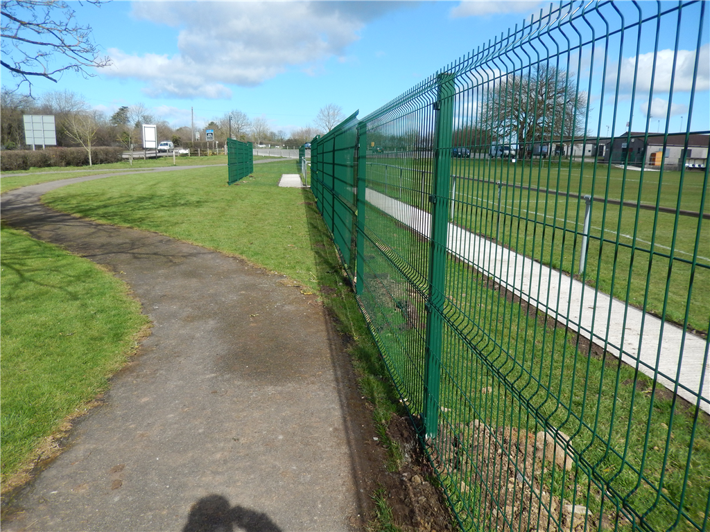 Foresport Fencing Ltd Supplies And Installs Security And