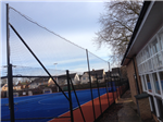 2m additional extension to existing 3m high MUGA fence Gallery Thumbnail