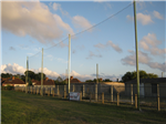 8m high rugby fence Gallery Thumbnail