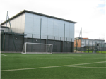 10m netted extension to MUGA fencing Gallery Thumbnail