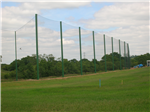 15m high netted fencing Gallery Thumbnail