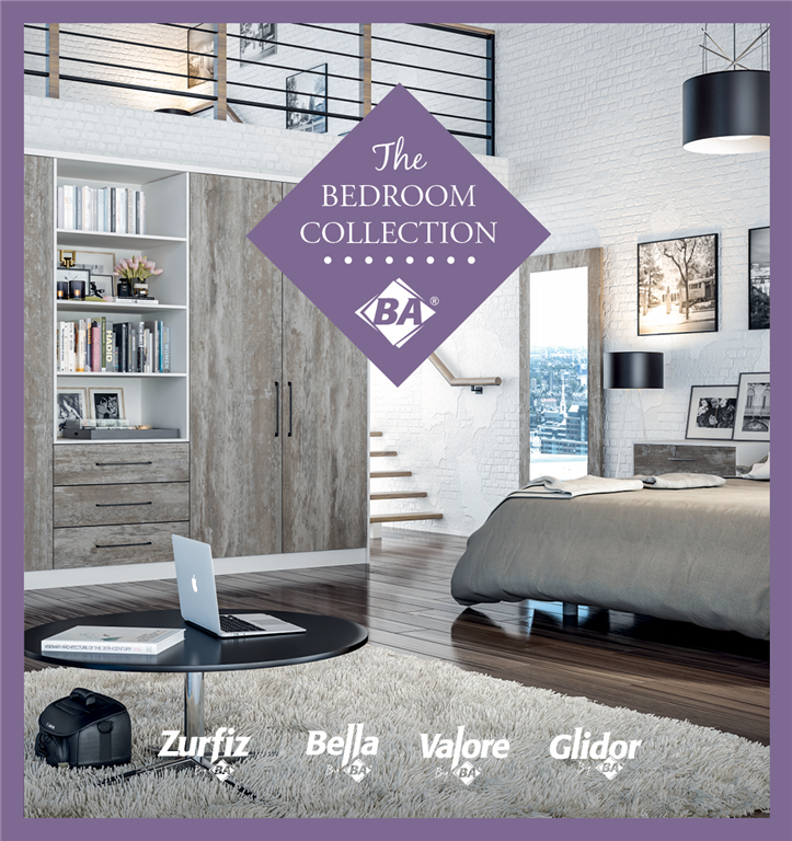 BA Components Bedroom Brochure  Gallery Image
