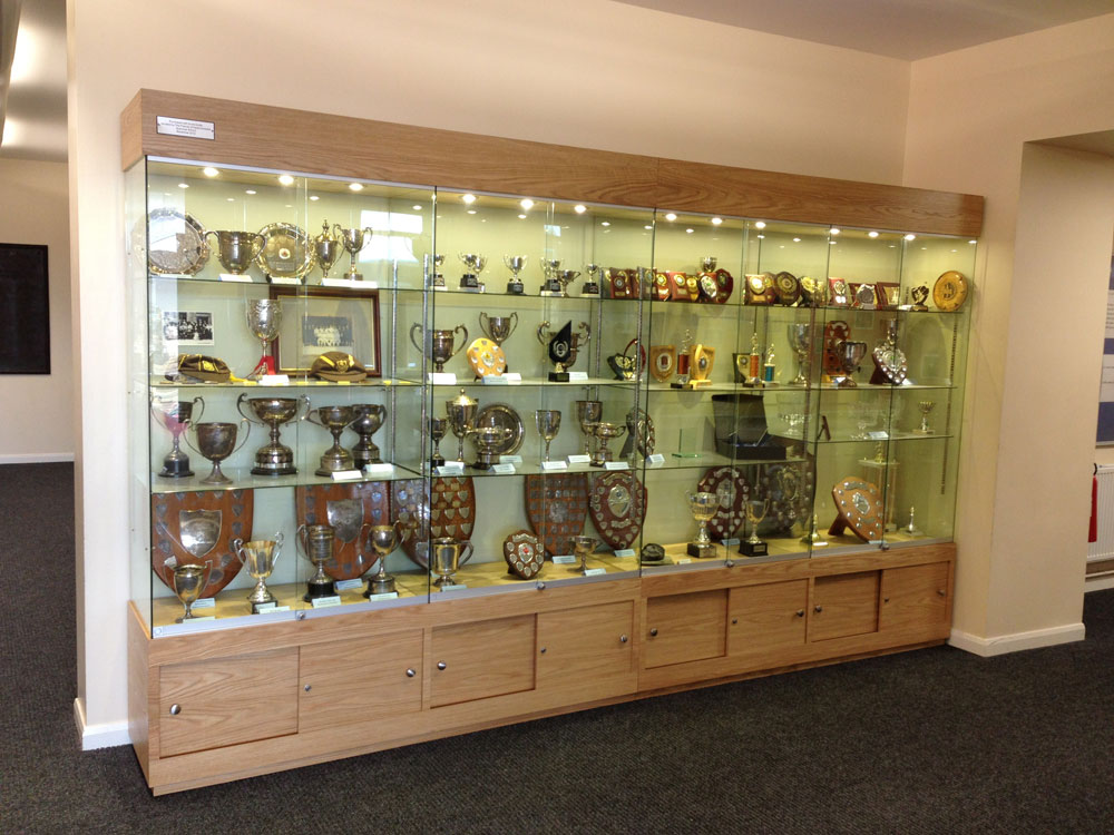 Portable Exhibition Display Cabinets : Idea showcases ltd dronfield glass display cabinets