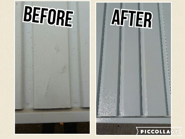 Garage Door Repair Before & After Gallery Image