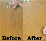 Door Repair - Before and After Gallery Thumbnail