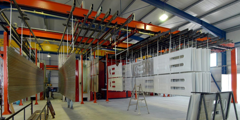 We Supply Of Jib Cranes Lifting Equipment And Conveyors In