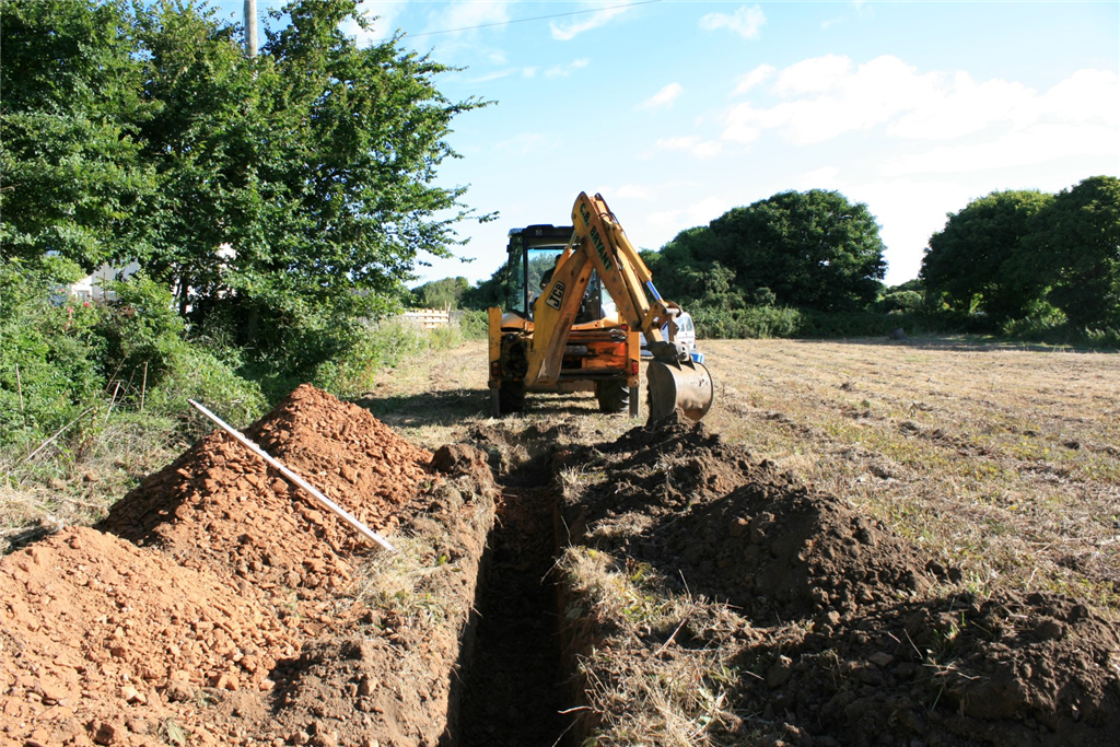 Trenching surveys Gallery Image