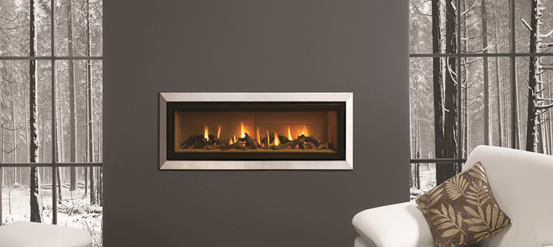 Real Flame London Ethanol Fires Log Effect Gas Fires