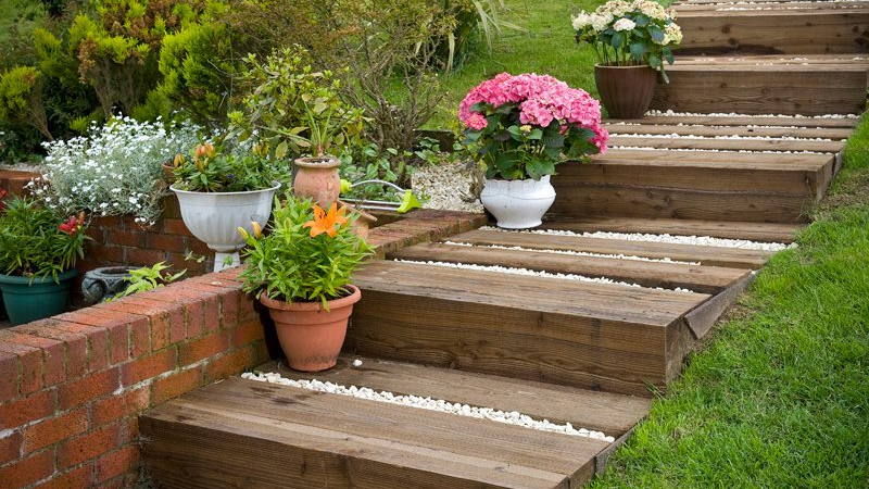 Timeless Timber Carlisle Decking Supplier Decking