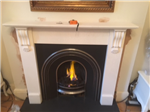 Installed fireplace and gas fire Gallery Thumbnail