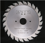 Gerrymet Split Scoring Saw Blade Gallery Thumbnail