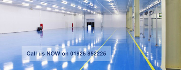 Line markings and resin floor paints, coating and screeds