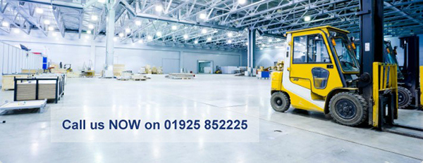 Hard wearing durable resin floors suitable for forklifts and heavy traffic Gallery Image