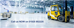 Hard wearing durable resin floors suitable for forklifts and heavy traffic Gallery Thumbnail