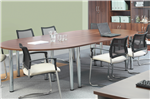 The boardroom is an area of your business for setting strategy and regular meetings. File Masters have a wide range of executive boardroom furniture to create the right environment and look for your business. Gallery Thumbnail