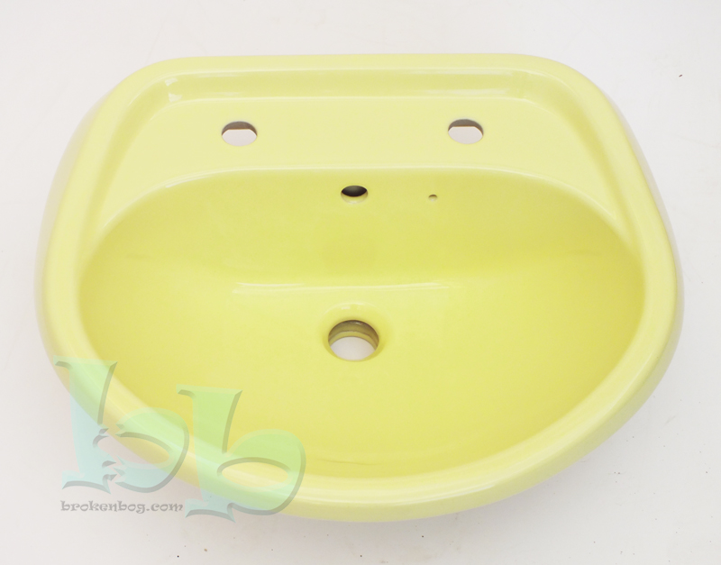 Primrose washbasin 2TH - many other colours and styles available Gallery Image