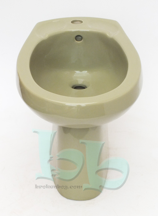 Avocado bidet 1TH - many other colours and styles available Gallery Image