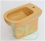 Harvest Gold bidet 1TH - many other colours and styles available Gallery Thumbnail