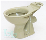 Close-coupled toilet pan in Pampas - many more colours and styles available Gallery Thumbnail