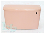 Coral Pink cistern available as side or bottom inlet for close-coupled or low-level installation Gallery Thumbnail