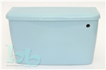 Sky Blue cistern available bottom or side inlet for close-coupled or low-level installation Gallery Thumbnail