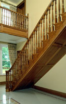 White Oak Staircase Gallery Image