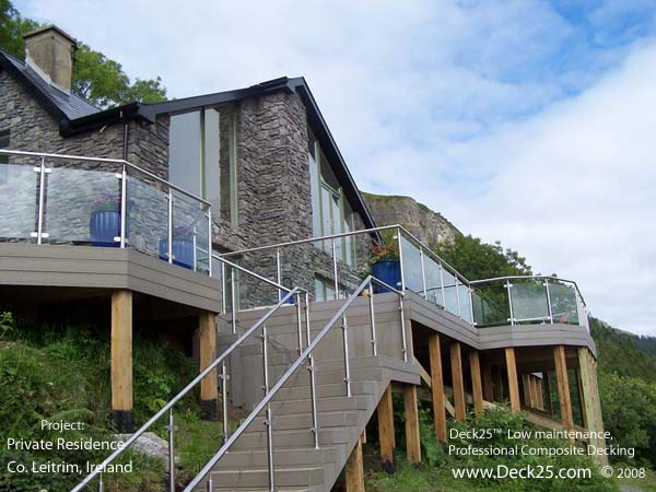 Composite Decking - Deck25 - Grand Design Gallery Image