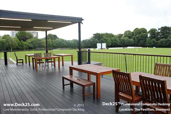 Composite Decking - Deck25 - Stormont Gallery Image