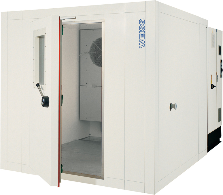 Controlled environment plant growth rooms environmental for Temperature chambre