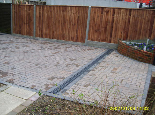 Groundwork Services Including Driveways Block Paving