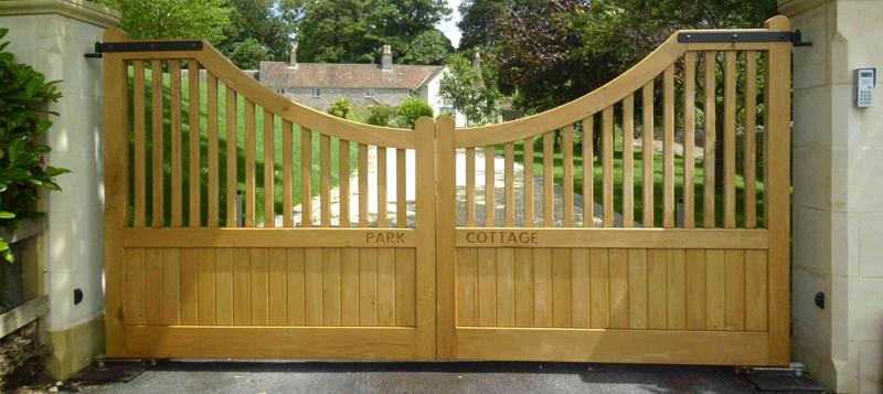 Bespoke Gates Amp Garage Doors Ltd Highbridge Bespoke