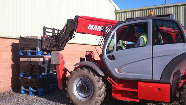 CPCS Telescopic Handler training and Assessment Gallery Image
