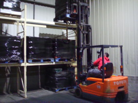 ITSSAR Counterbalance Forklift Training Gallery Image