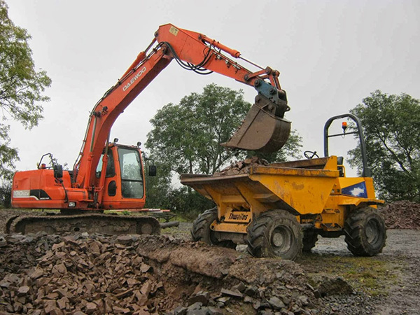 CPCS A59 360 Excavator Training and Assessments Gallery Image