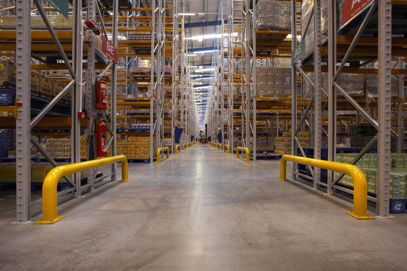 Berry Systems Bilston Safety Rails Uk Crash Barriers