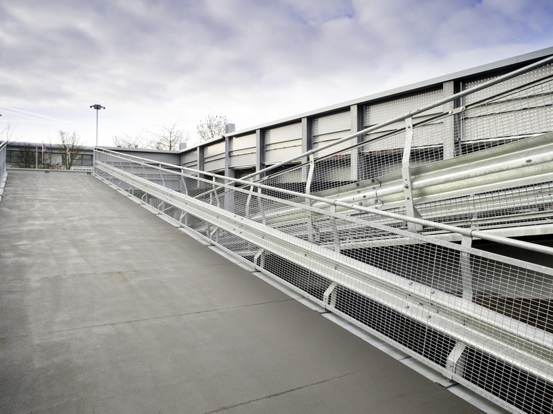 Berry Systems Bilston Safety Rails Uk Crash Barriers