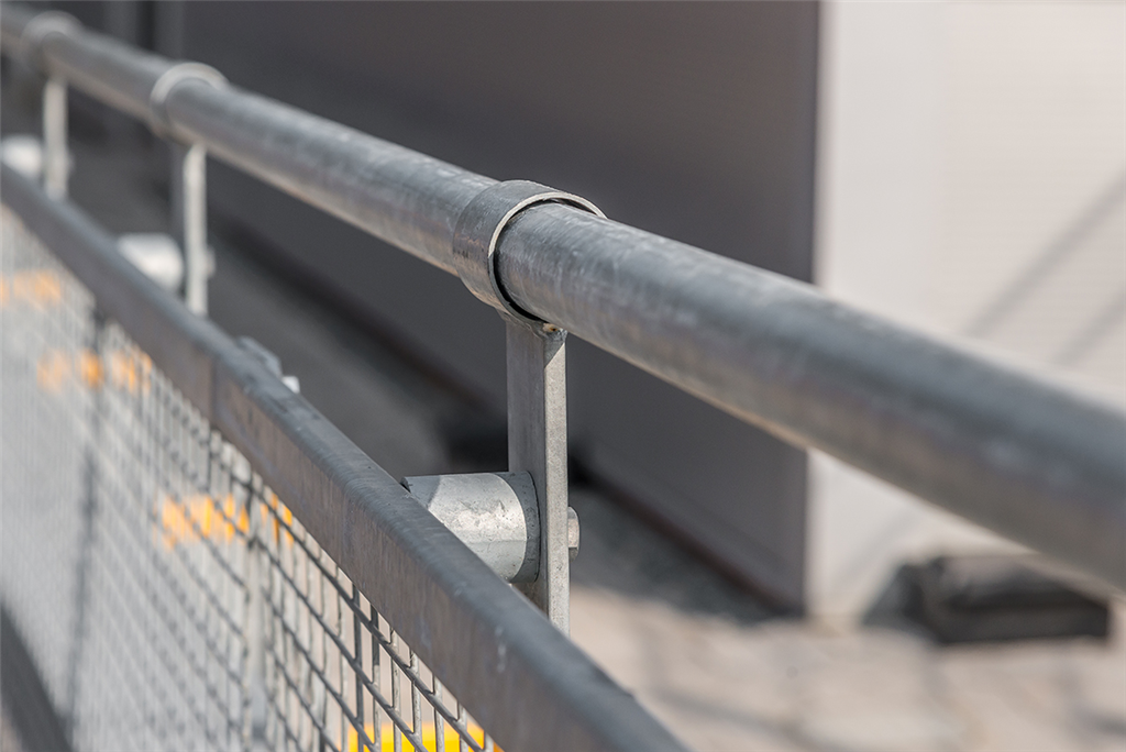 Handrail and Mesh Gallery Image