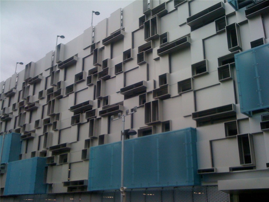 Bespoke Cladding Solutions Gallery Image