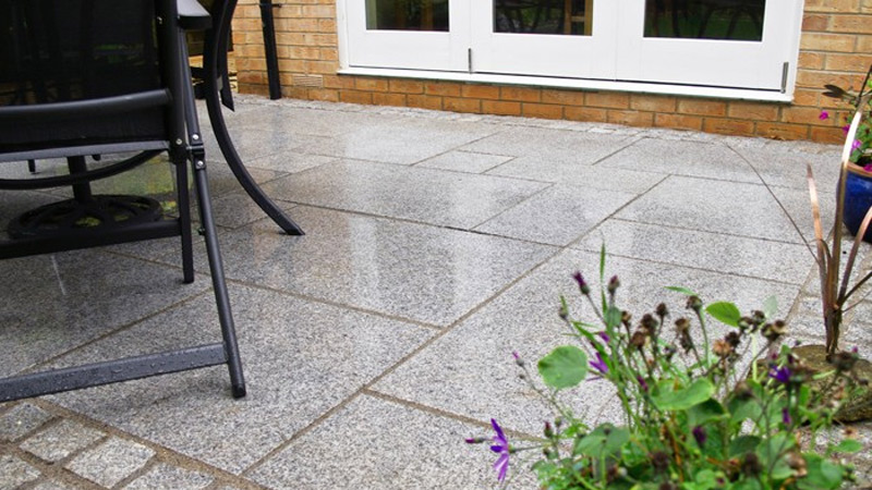 Nustone Products Ltd Colchester Slate Paving