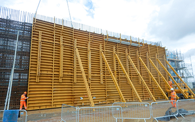 A14 - Huntingdon, United Kingdom.